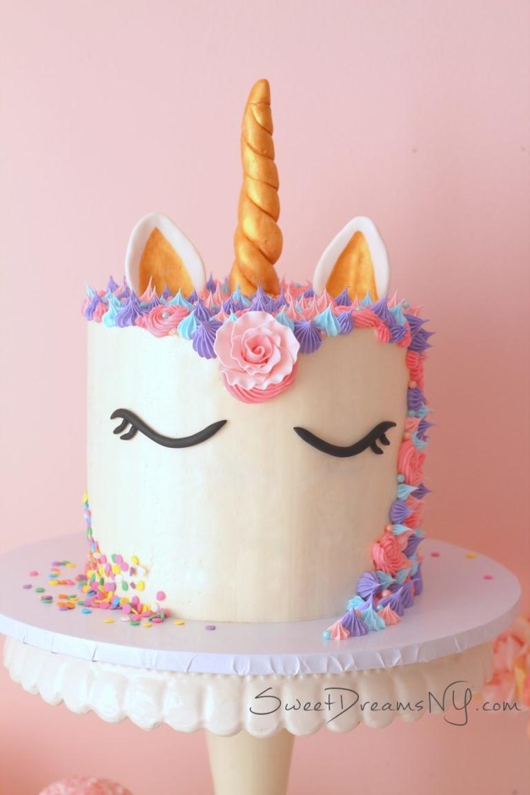 Unicorn Dessert Table Sweet Dreams By Lori Baker