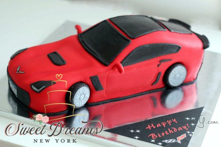 Birthday Cakes Nyc Custom